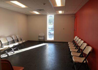 Shadowland Studio classroom